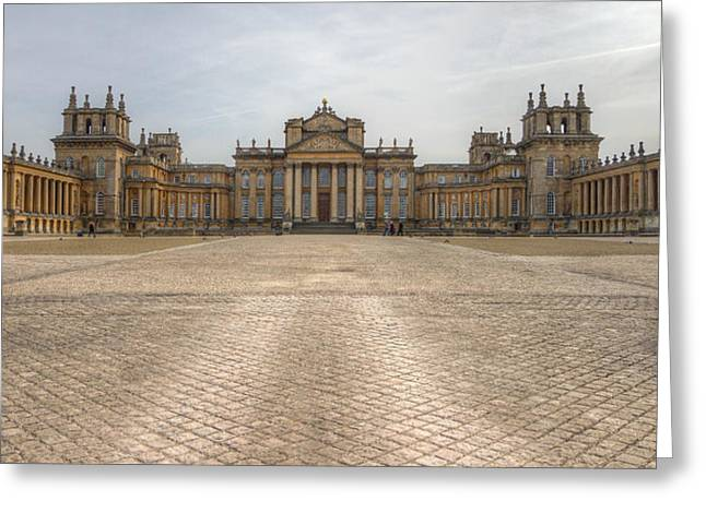 Blenheim Palace Greeting Card