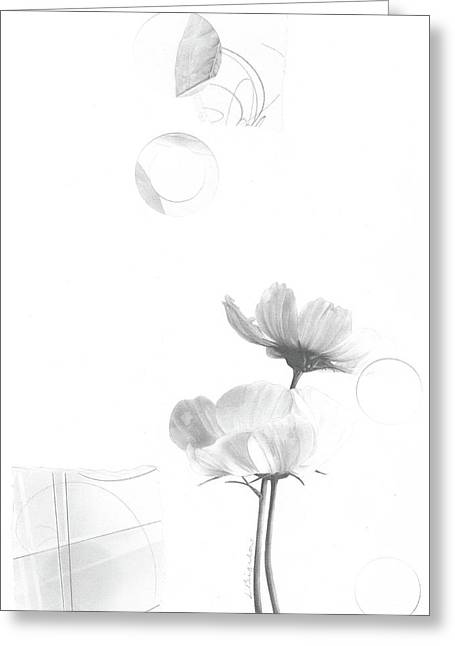 Bloom No. 1 Greeting Card