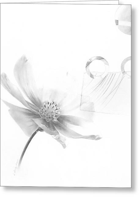 Bloom No. 6 Greeting Card