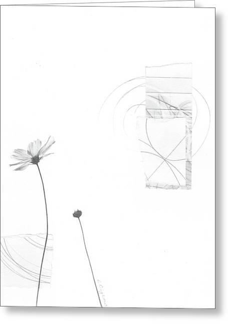 Bloom No. 9 Greeting Card