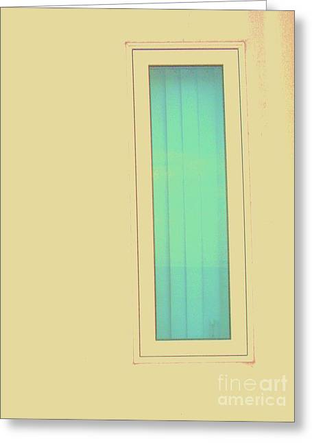 Greeting Card featuring the photograph Blue  by Vanessa Palomino