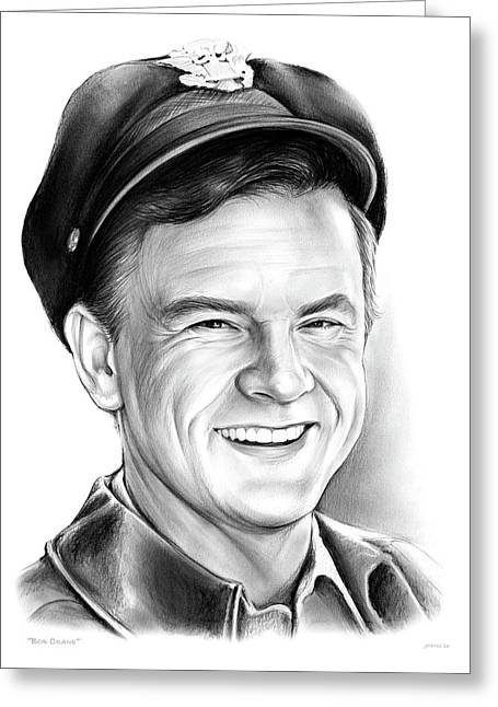 Bob Crane Greeting Card