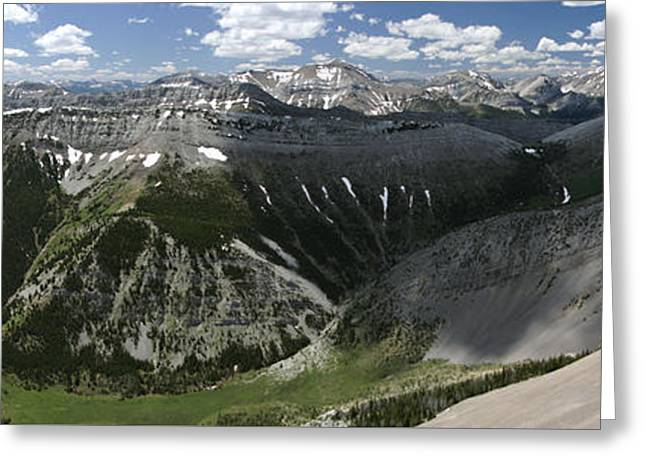 Bob Marshall Wilderness Greeting Card