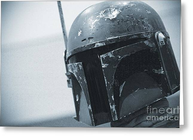 Boba Fett Costume 39 Greeting Card