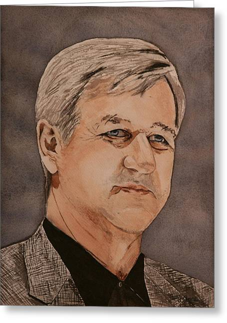 Bobby Orr Greeting Card