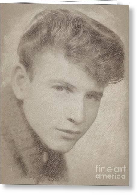 Bobby Rydell, Musician Greeting Card