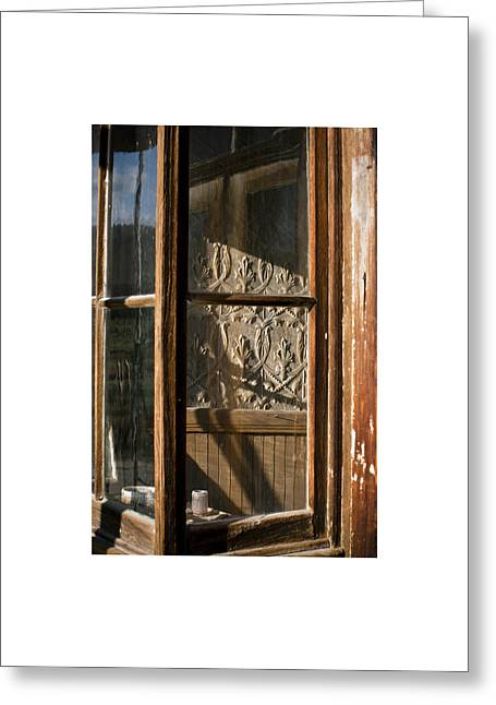 Greeting Card featuring the photograph Bodie 19 by Catherine Sobredo