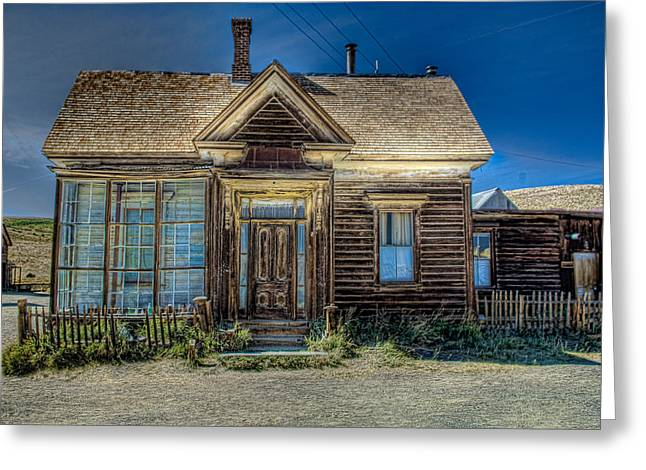 Bodie House Greeting Card