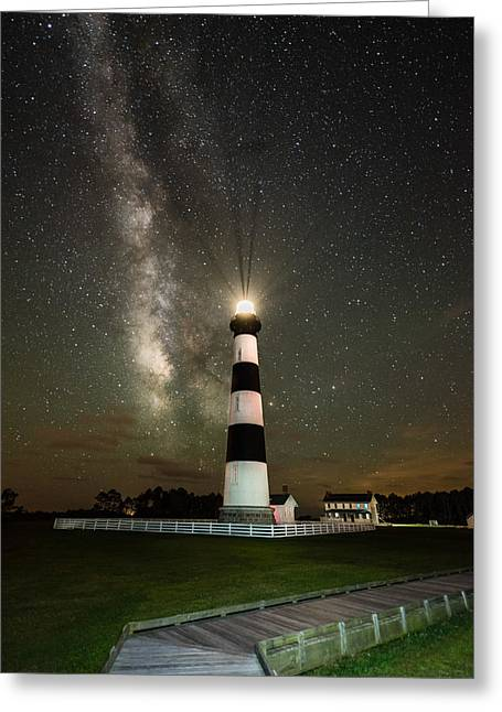 Bodie Light Greeting Card