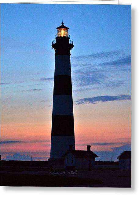 Bodie Lighthouse 7/18/16 Greeting Card