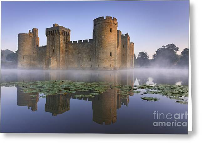 Bodium Castle 1 Greeting Card by Rod McLean