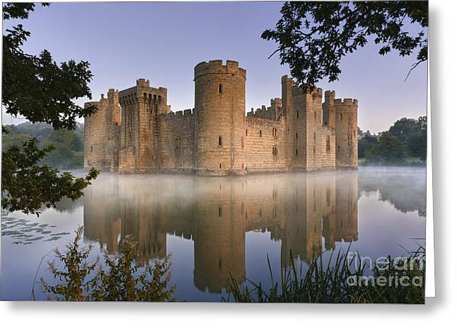 Bodium Castle 2 Greeting Card by Rod McLean