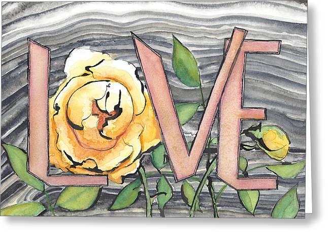 Bogie's True Love Greeting Card