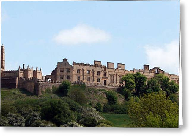 Bolsover Greeting Card by Cathy Weaver