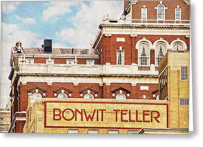 Bonwit Teller Greeting Card