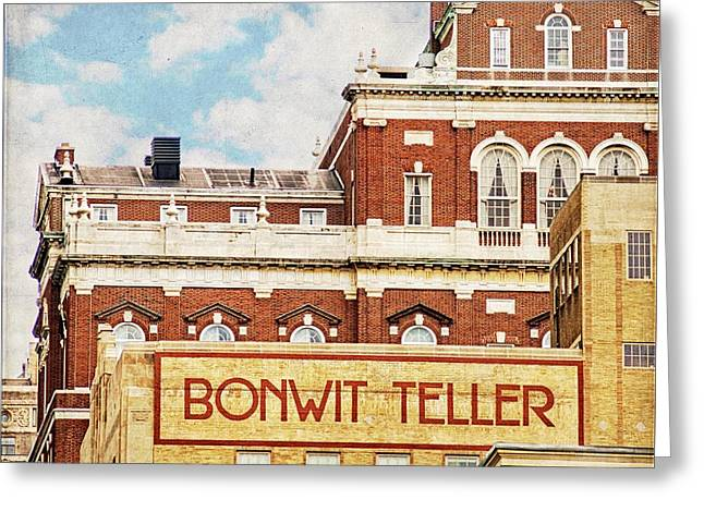 Bonwit Teller Greeting Card