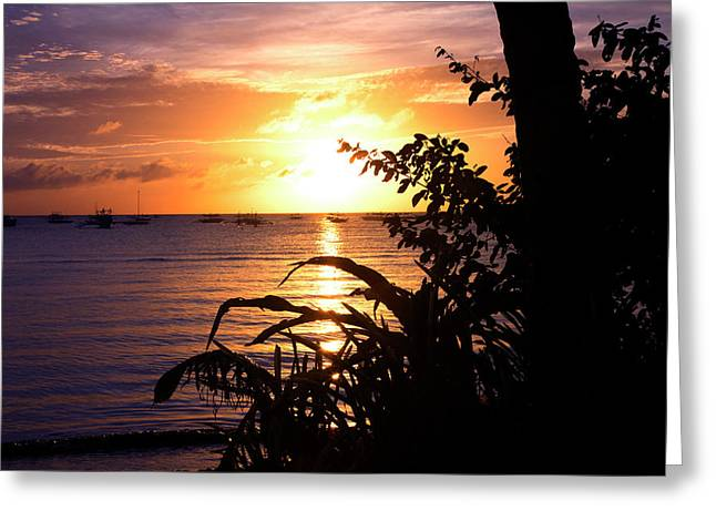 Boracay,philippians  2 Greeting Card