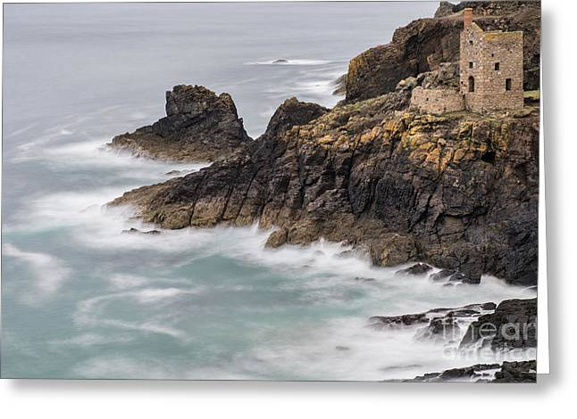 Botallack Mines Greeting Card