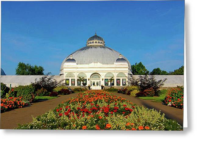Botanical Gardens 12636 Greeting Card