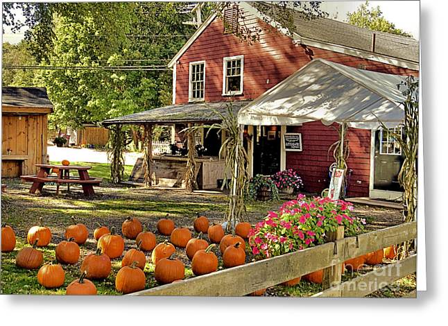 Bramhalls Country Store Fall 2015 Greeting Card