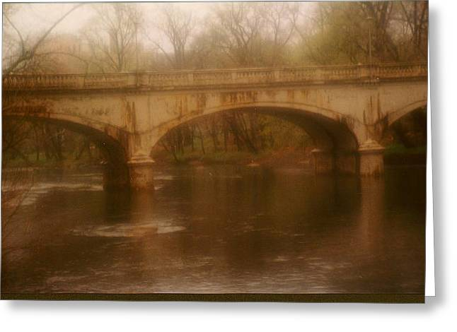 Brandywine Bridge Greeting Card