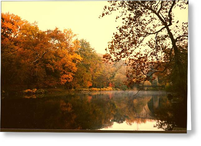 Brandywine Sunset Greeting Card