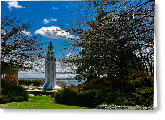 Bray's Point Lighthouse Greeting Card