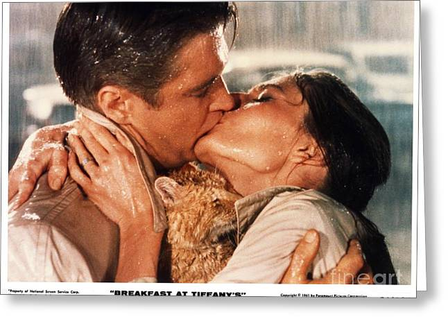 Breakfast At Tiffany's Promotional Photo #5 Greeting Card