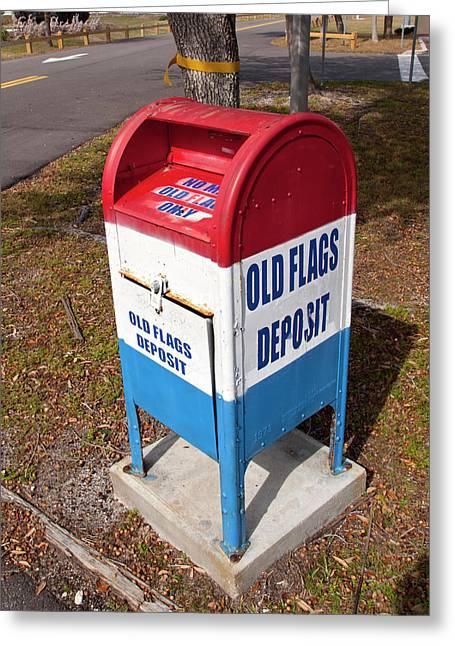 Brevard Veterans Memorial Center On Merritt Island Florida Greeting Card