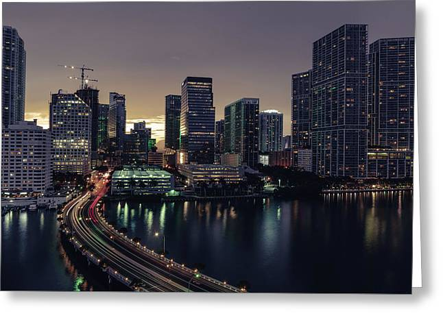 Brickell City Centre Greeting Card