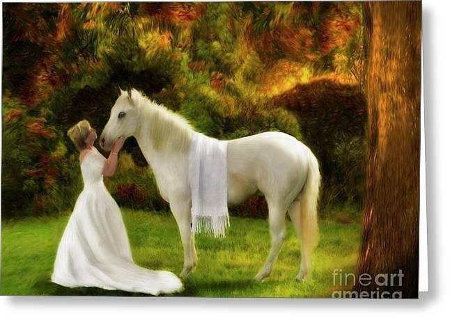 Bridal Revival Greeting Card