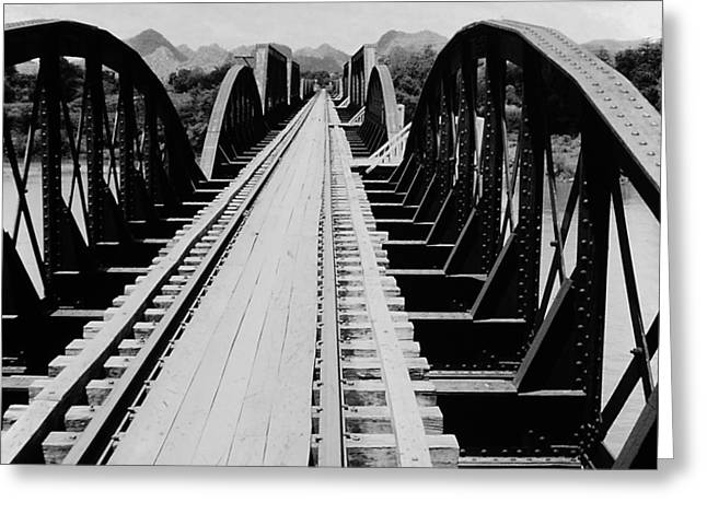 Bridge On The River Kwai Greeting Card