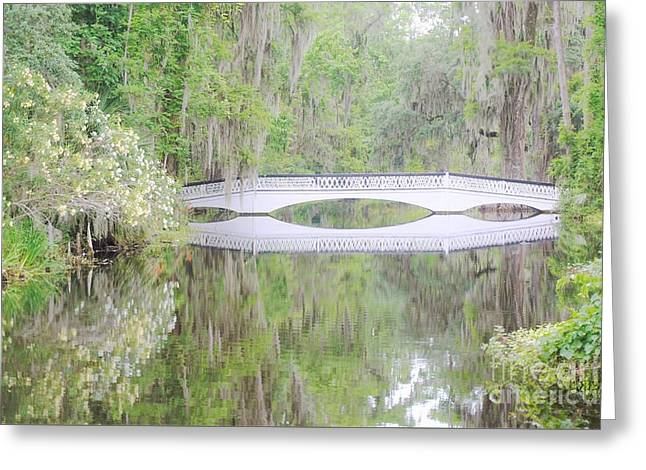 Bridge Over1 Greeting Card