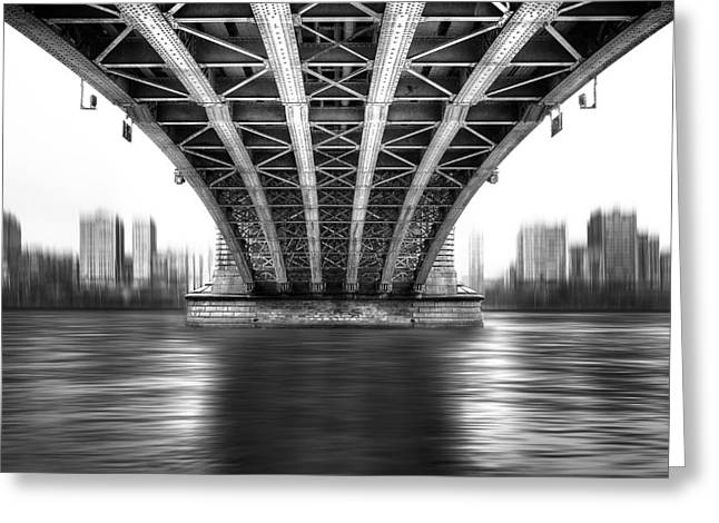 Bridge To Another World Greeting Card by Em-photographies
