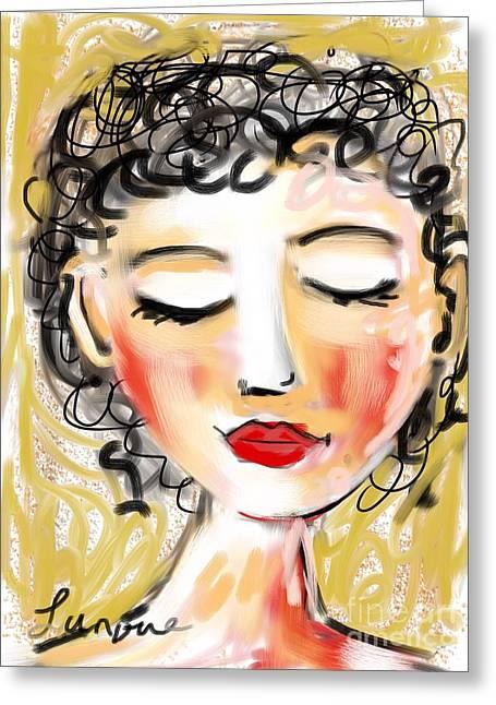 Bridgett Greeting Card