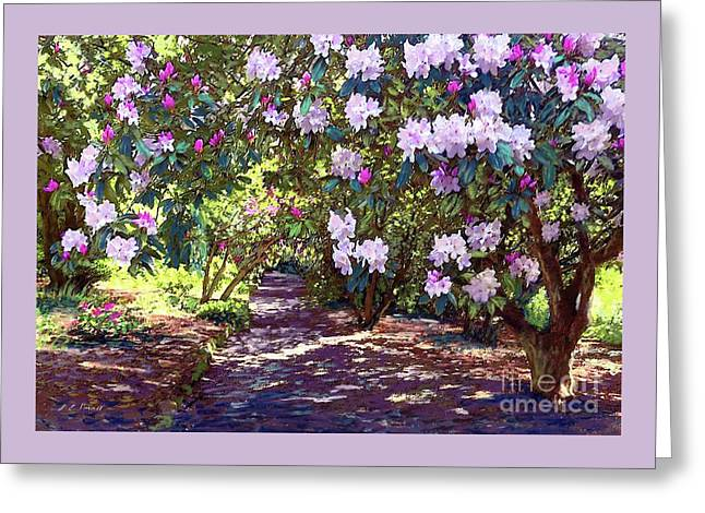Bright And Beautiful Spring Blossom Greeting Card
