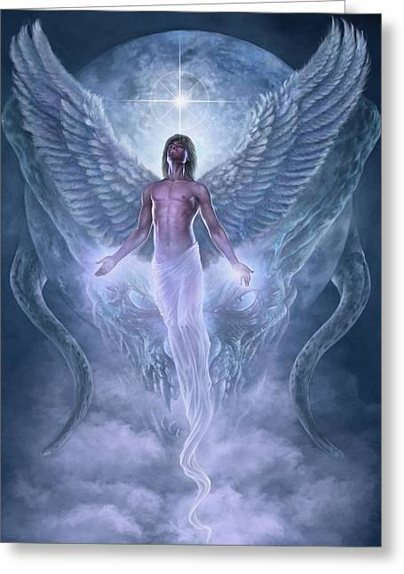 Bringer Of Light Greeting Card