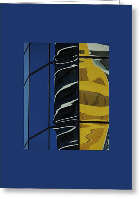 Broadbeach Reflections 2 Greeting Card