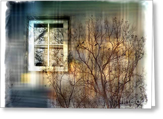 Broken Dreams Greeting Card by Chuck Brittenham