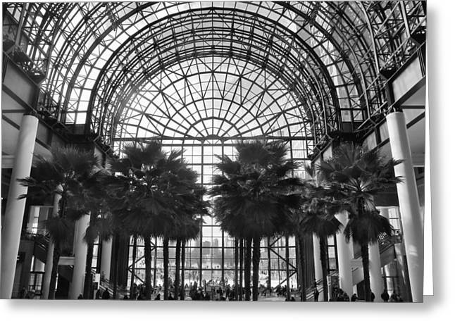 Brookfield Place Greeting Card by Jessica Jenney
