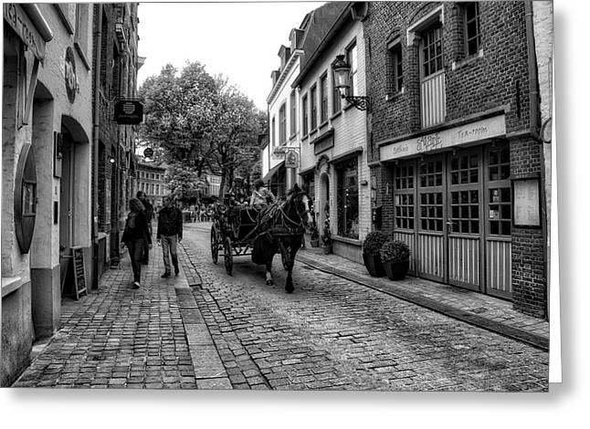 Bruges Bw5 Greeting Card