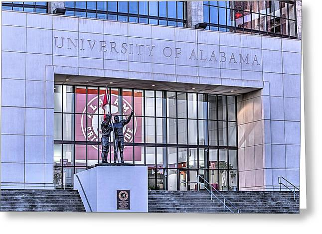 Bryant Denny  Greeting Card