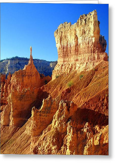 Bryce 4 Greeting Card by Marty Koch