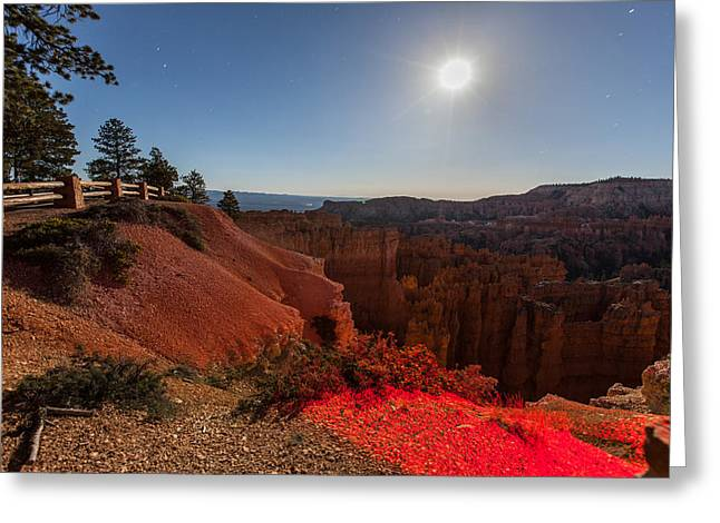 Bryce 4456 Greeting Card by Michael Fryd
