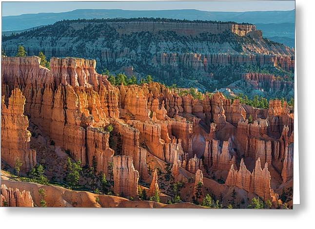 Bryce Canyon At Sunrise Greeting Card by Joseph Smith