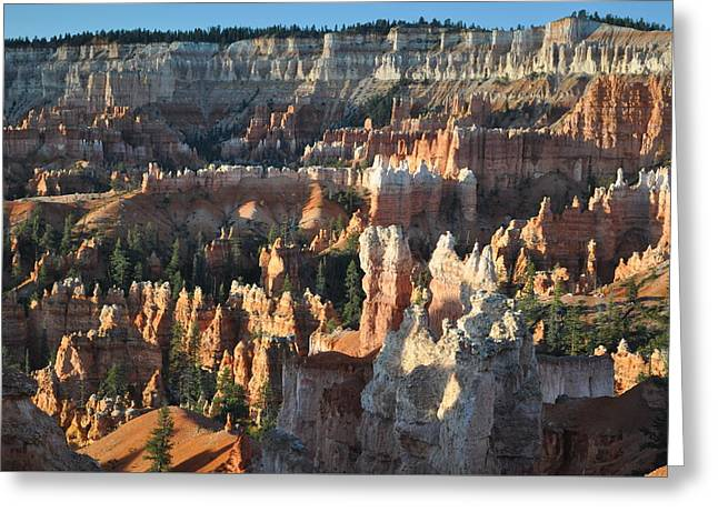 Bryce Canyon National Park Greeting Card by Jeff Moose