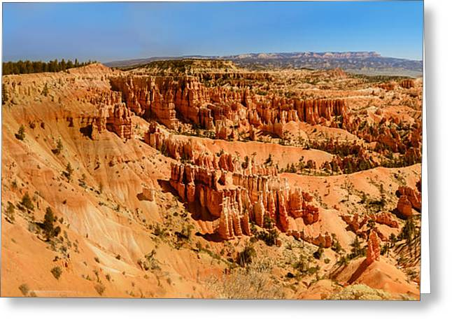 Bryce Canyon National Park Greeting Card by Robert Bales