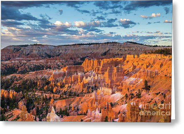 Bryce Canyon Sunrise Greeting Card