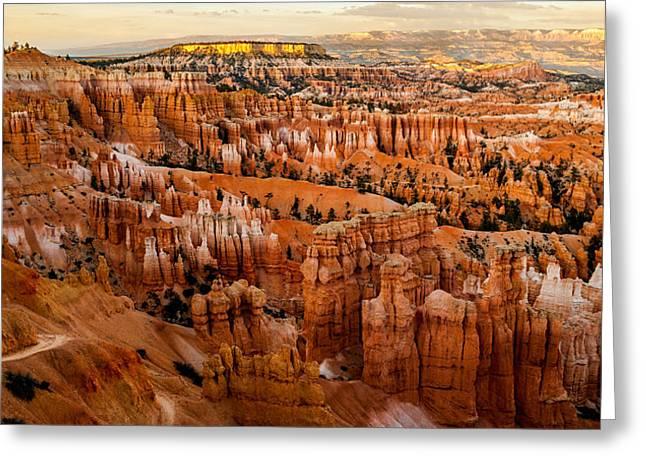 Bryce Canyon Sunset Greeting Card