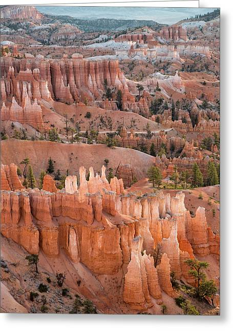 Bryce Morning View Greeting Card